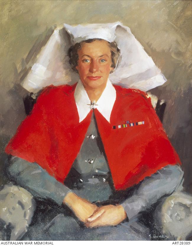 Vivian Portrait